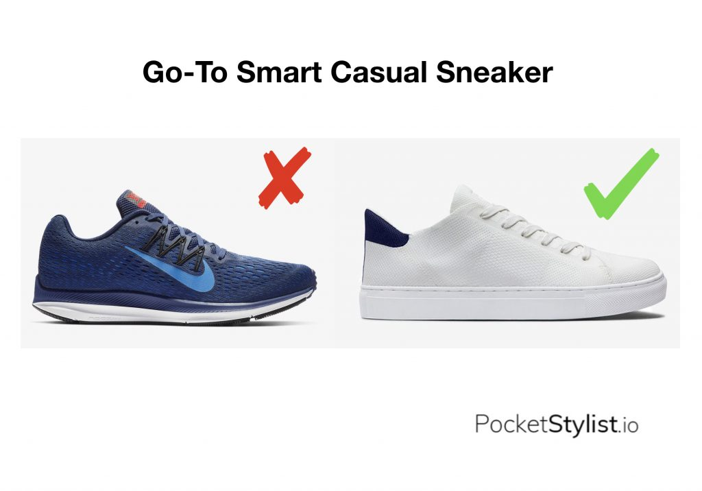 Why You Should Have Dressy Sneakers